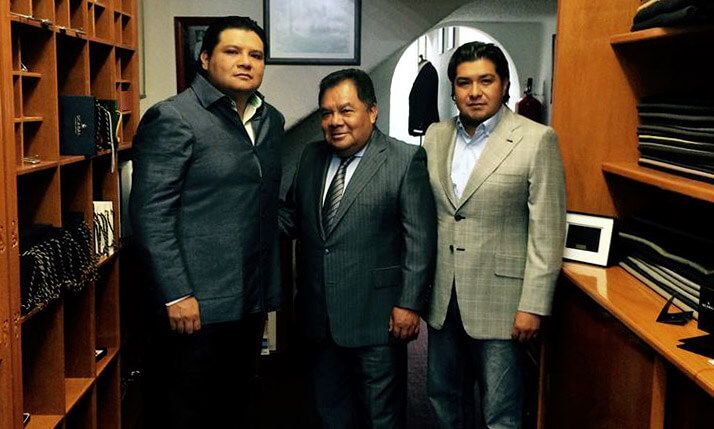 Sastre Gilberto Ortiz e Hijos