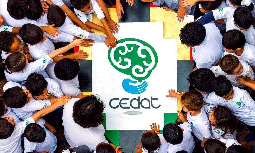 Alumnos sobredotados del Centro de Atención al Talento CEDAT