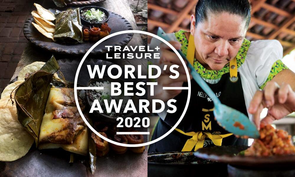 Cocina Chontal en Tabasco Entre los Mejores Restaurantes del Mundo