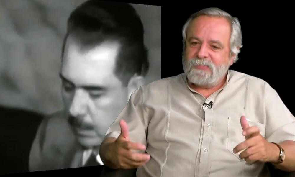 Historiador Mexicano Pérez Montfort